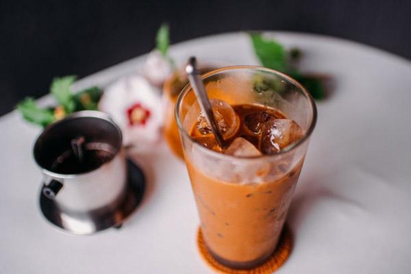 hàm lượng calo có trong cà phê sữa lên đến  calo-