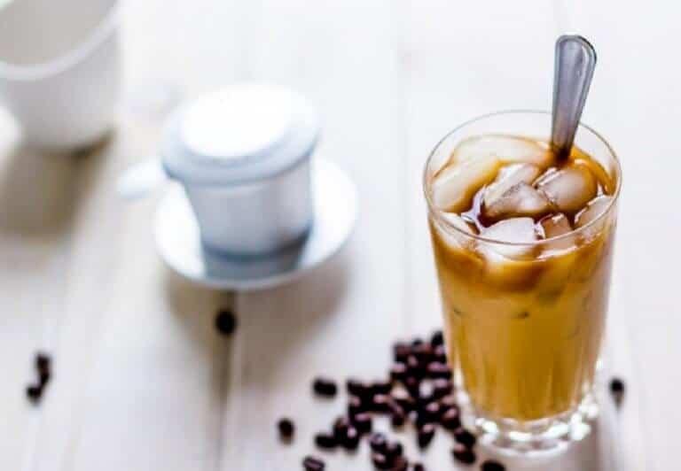 Lưu ý khi sử dụng cà phê sữa