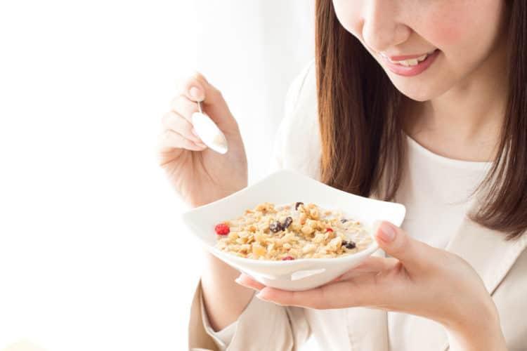 uống ngũ cốc có mập không? ngũ cốc dành cho người muốn giảm cân