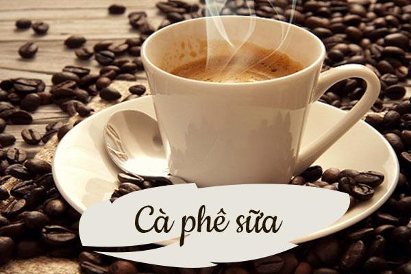 Công dụng của cà phê sữa