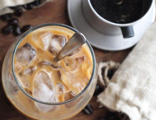 cách uống cà phê sữa hợp lý