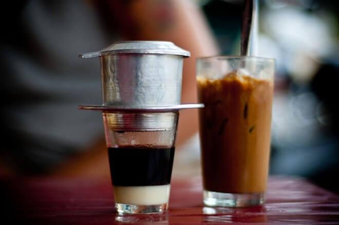 Uống cà phê sữa có mập không