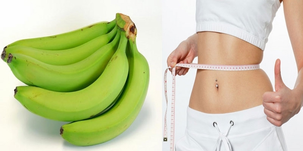 chuối hỗ trợ giảm cân