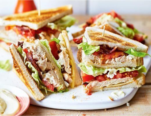 ăn bánh mì sandwich có mập không