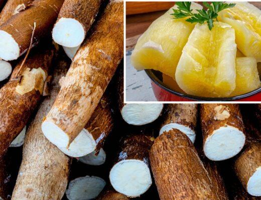 ăn khoai mì có mập không? có nên ăn nhiều khoai mì không
