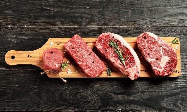 một số lưu ý khi sử dụng thịt bò