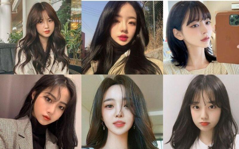 20+ Kiểu tóc đen đẹp phù hợp với mọi khuôn mặt