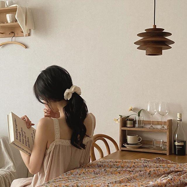 7 kiểu tóc đơn giản dịu dàng phong cách Hàn Quốc 4
