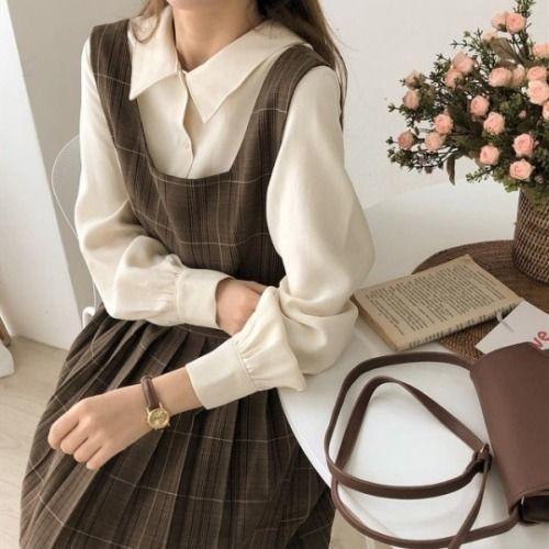Bật mí 18+ kiểu váy xinh phong cách vintage