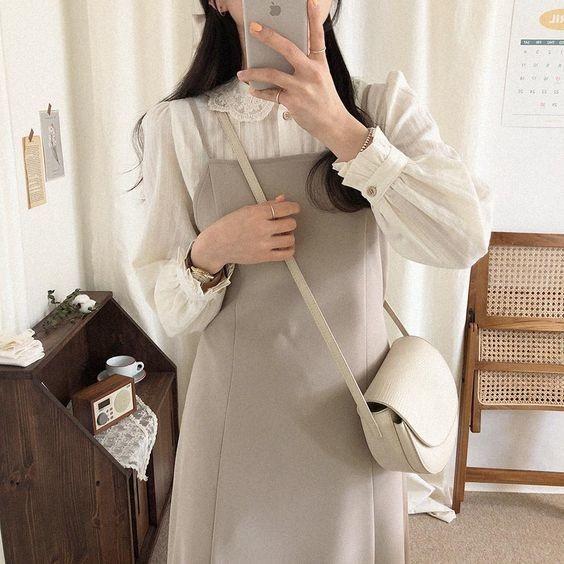 Bật mí 18+ kiểu váy xinh phong cách vintage 13