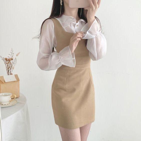 Bật mí 18+ kiểu váy xinh phong cách vintage 15