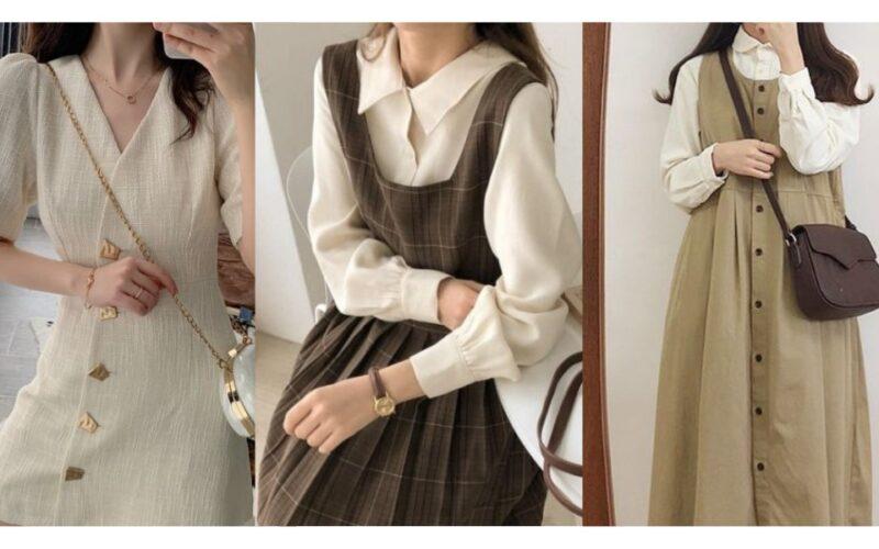 Bật mí 18+ kiểu váy xinh phong cách vintage_18