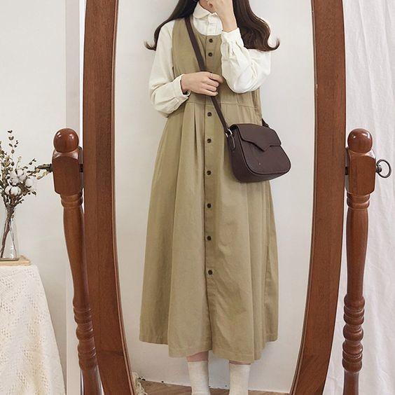 Bật mí 18+ kiểu váy xinh phong cách vintage 4