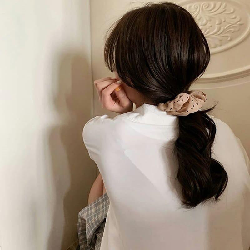 Bật mí 25+ kiểu tóc đơn giản nhưng không kém phần nữ tính 31
