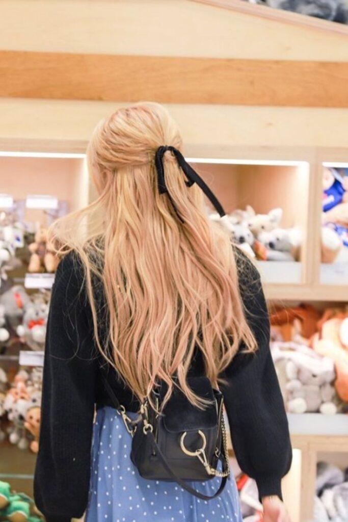 Bật mí 25+ kiểu tóc đơn giản nhưng không kém phần nữ tính 5