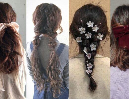 Bỏ túi 20+ ý tưởng kiểu tóc ngọt ngào như công chúa khiến chàng mê mẫn