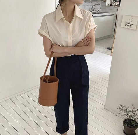 Bỏ túi 22+ ý tưởng thời trang cho quý cô công sở 16
