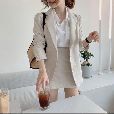 Bỏ túi 22+ ý tưởng thời trang cho quý cô công sở 27