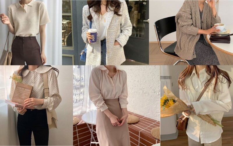 Bỏ túi 22+ ý tưởng thời trang cho quý cô công sở_28