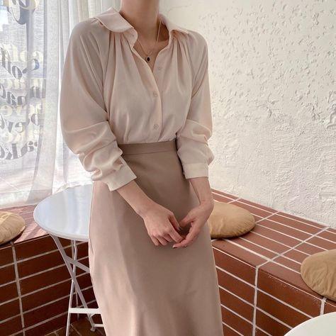 Bỏ túi 22+ ý tưởng thời trang cho quý cô công sở 8