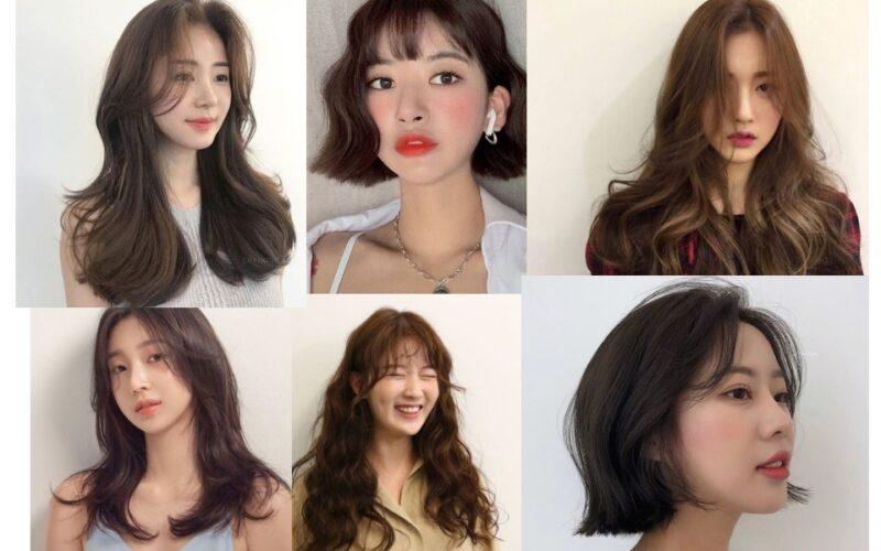Gợi ý 4+ kiểu tóc xoăn bồng bềnh cho nàng thêm xinh 16