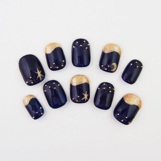 Kiểu nail sơn gel 3