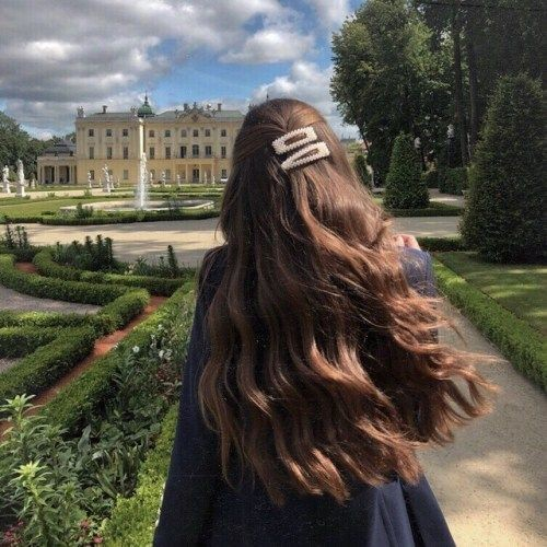 Kiểu tóc dài