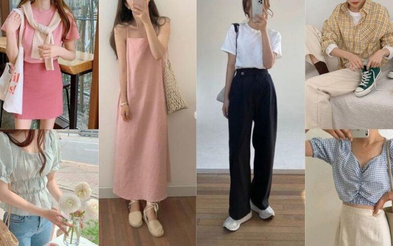 Lưu ngay 20+ kiểu thời trang giản dị thường ngày cho nàng tự tin xuống phố
