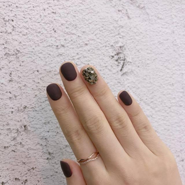 Nail phong cách Hàn Quốc