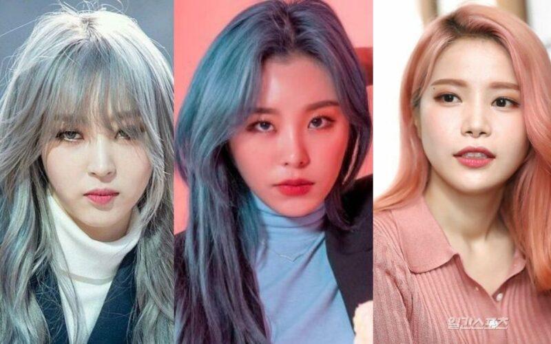 20+ màu tóc sang trọng hot trend