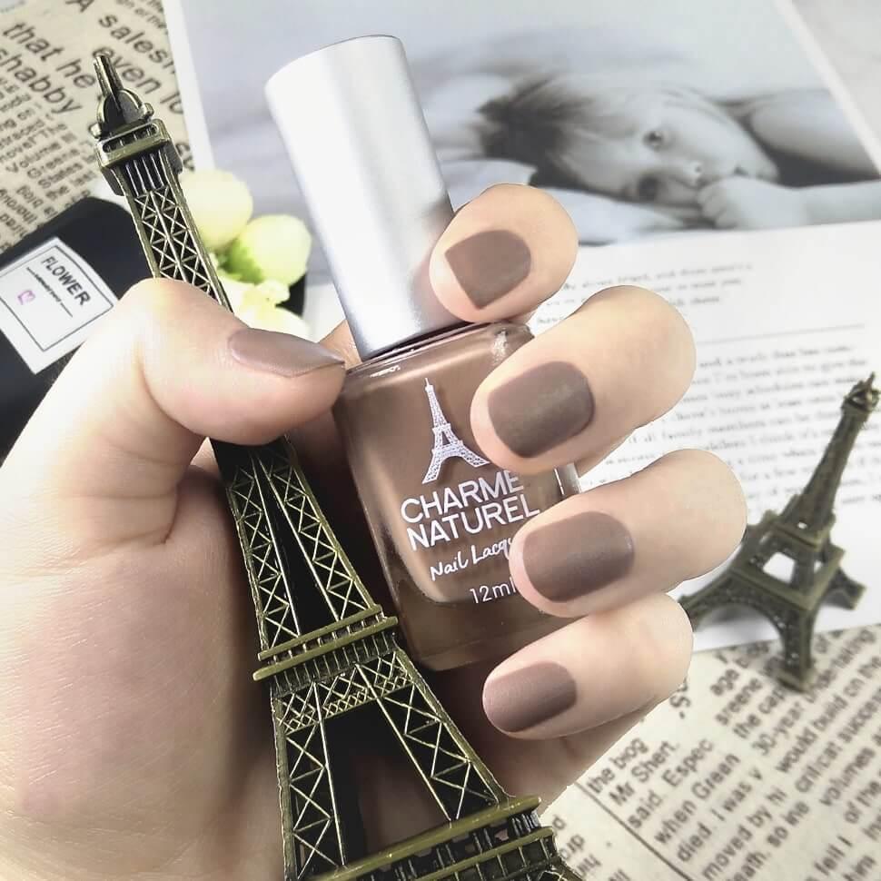 Mẫu nail phong cách nhẹ nhàng 3