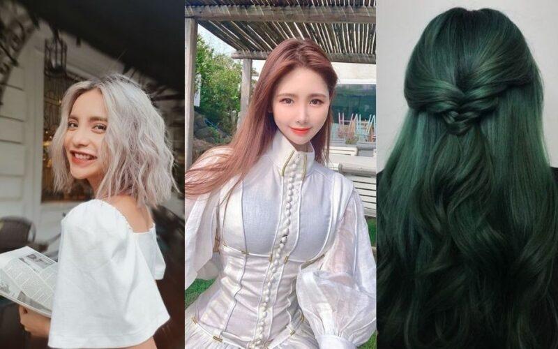 Mẫu tóc giúp nàng thêm nổi bật 25