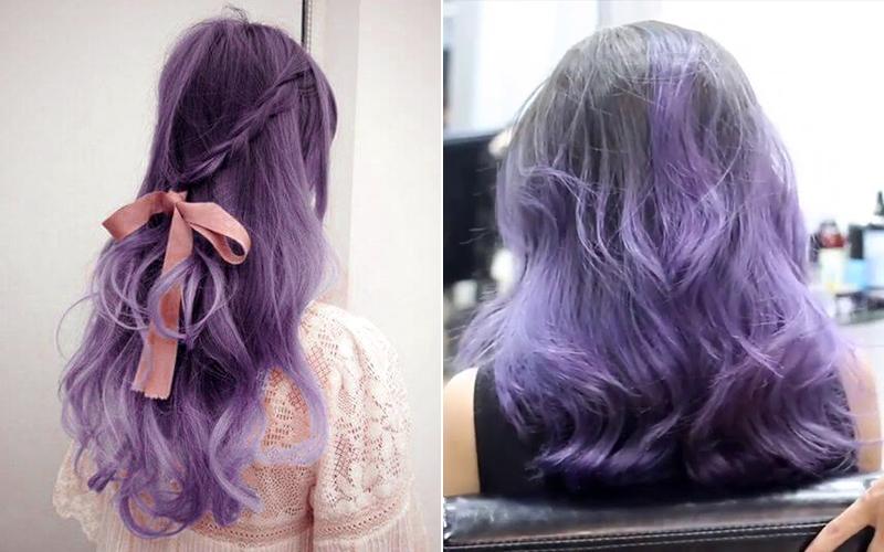 Mẫu tóc giúp nàng thêm nổi bật