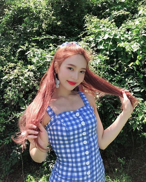 màu tóc thời thượng red velvet_30
