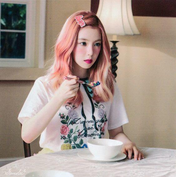 màu tóc thời thượng red velvet_6