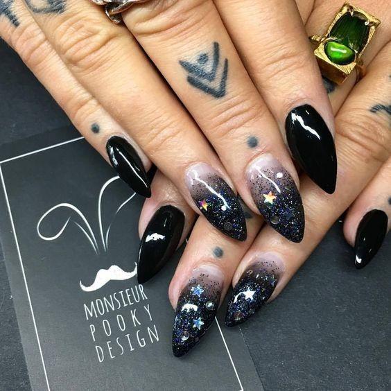 Nail galaxy 13