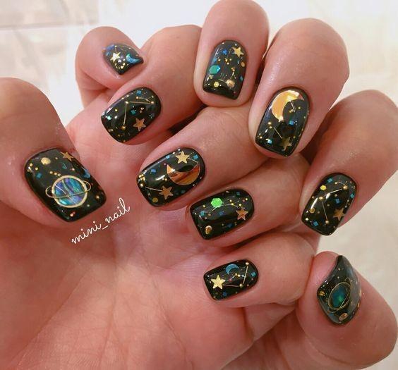 Nail galaxy 15