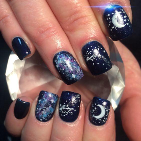 Nail galaxy 16
