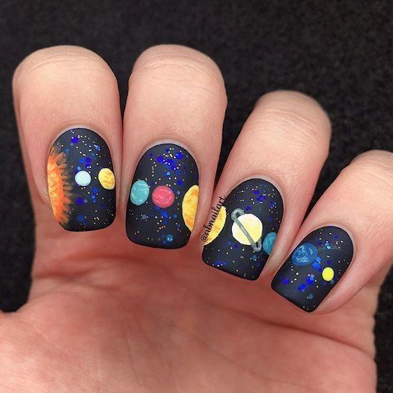Nail galaxy 19