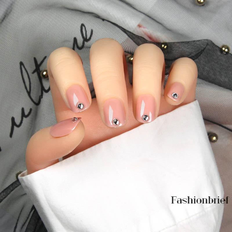nail màu nude 1_3
