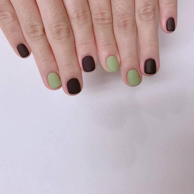 nail phong cách hàn quốc_24