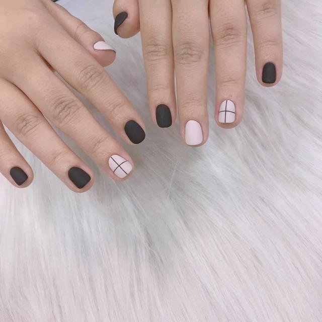 nail phong cách hàn quốc_7