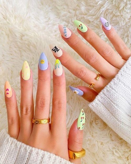 nail sáng tạo phong cách_1
