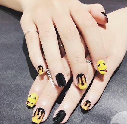 nail sáng tạo phong cách _18