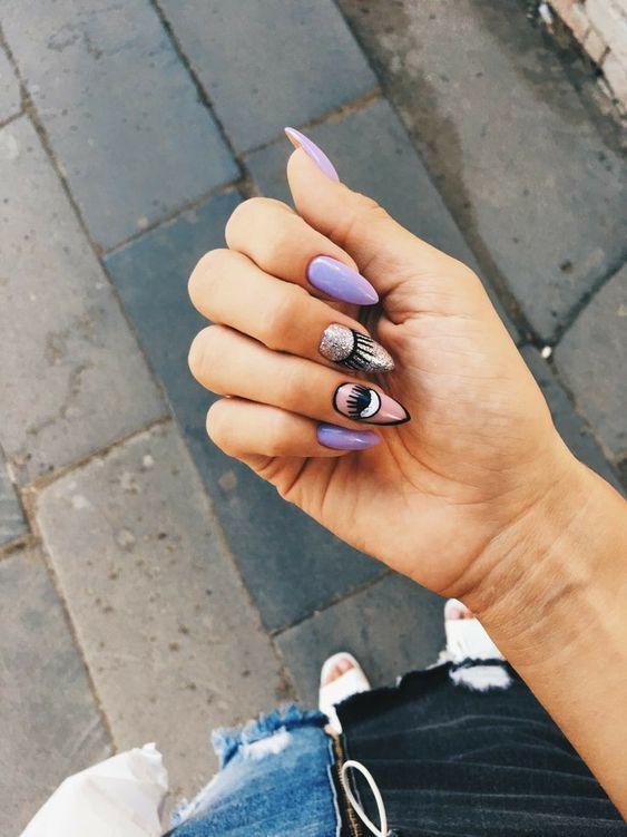 nail sáng tạo phong cách _25