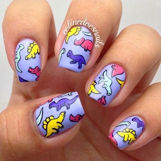 nail sáng tạo phong cách _27