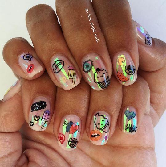 nail sáng tạo phong cách _30