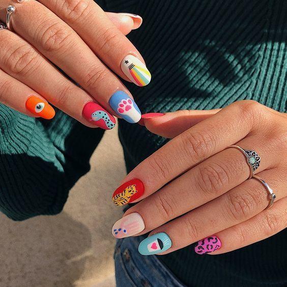 nail sáng tạo phong cách _39