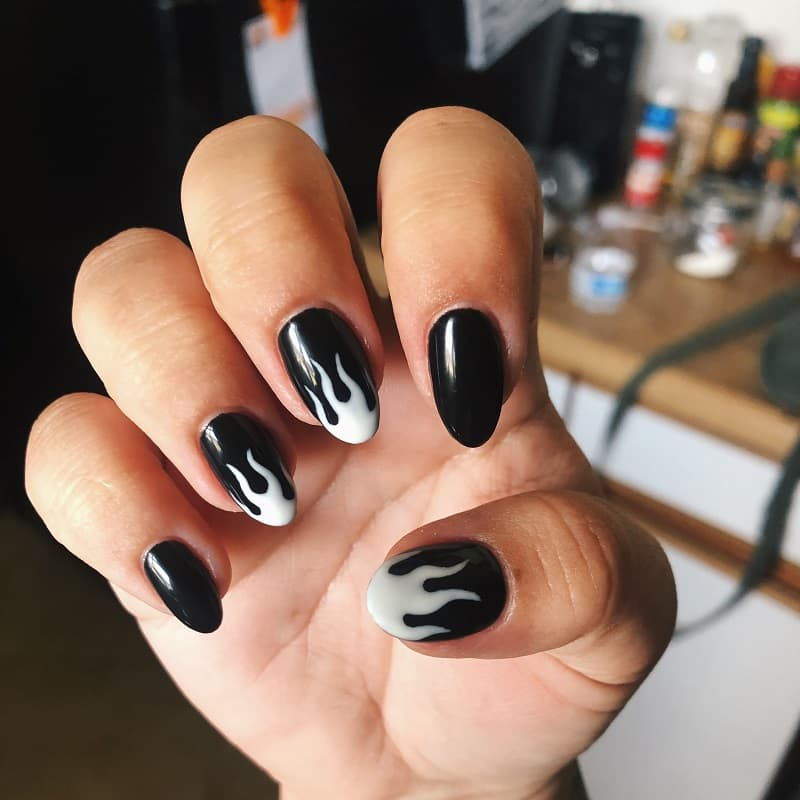 nail sáng tạo phong cách _51