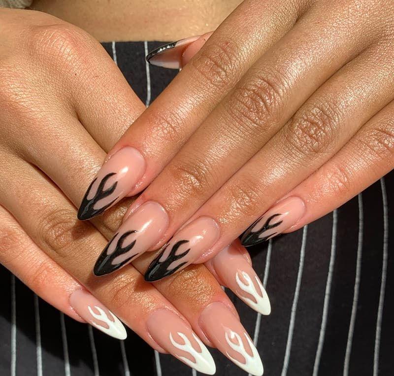 nail sáng tạo phong cách _52